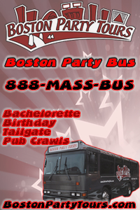 Boston Party Tours - Boston Party Bus